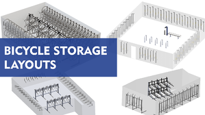 Bicycle Storage Layouts Featured Image
