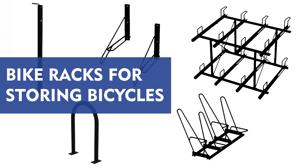 Bike Storage Racks Still Image