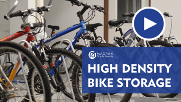High Density Bike Storage Video Still Image 4