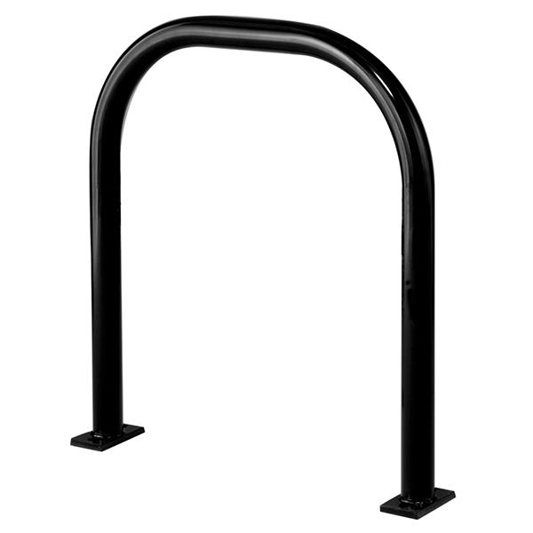 Inverted-U-Bike-Storage-Rack