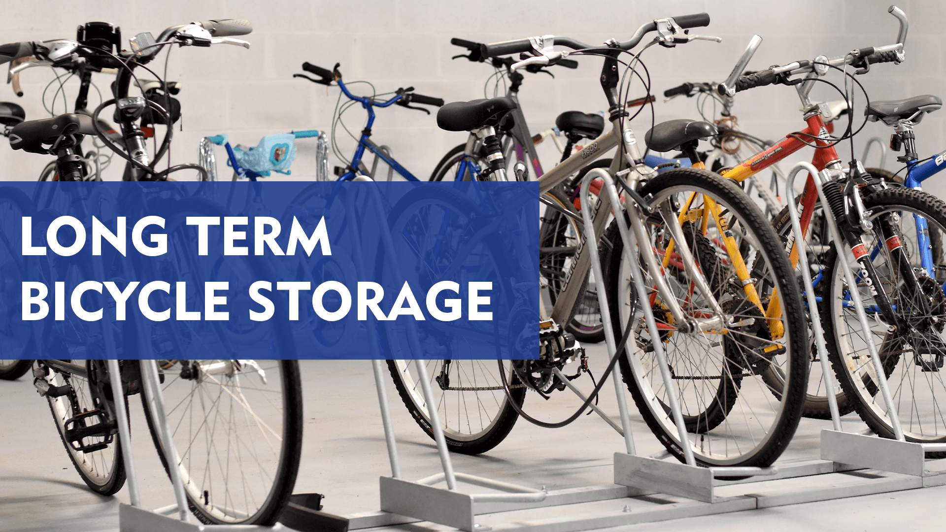 Long Term Bicycle Storage Resource Page