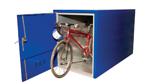Madlocker Bike Locker