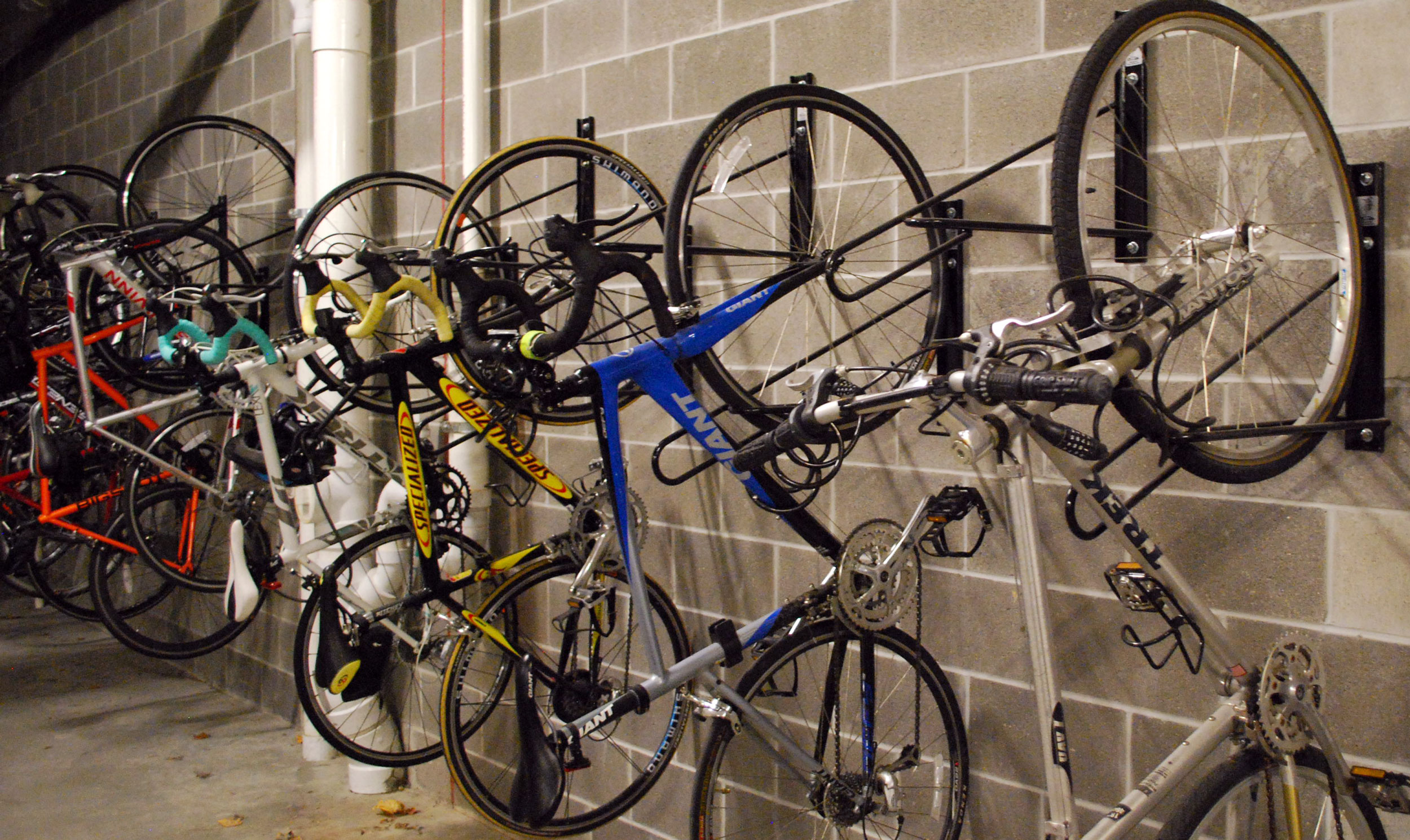 Madrax_Vertical_Bike_Rack_Install