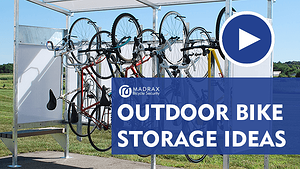 Outdoor Bike Storage Ideas Resource Page Still