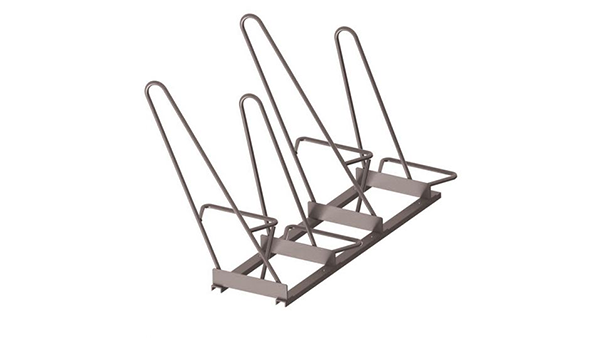 Shark Up Bicycle Storage Rack