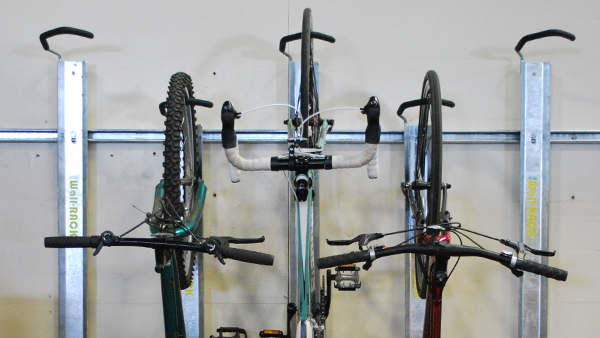 Strut Mount Bike Racks