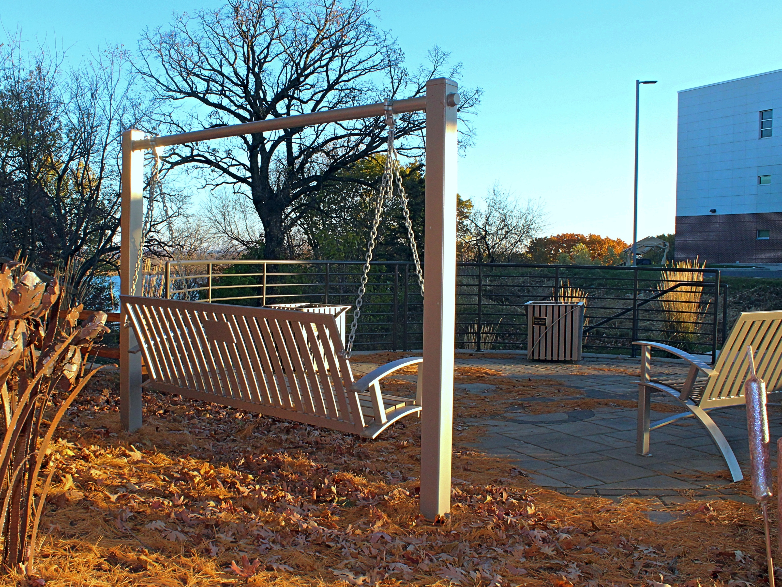 Ashton Swing Bench