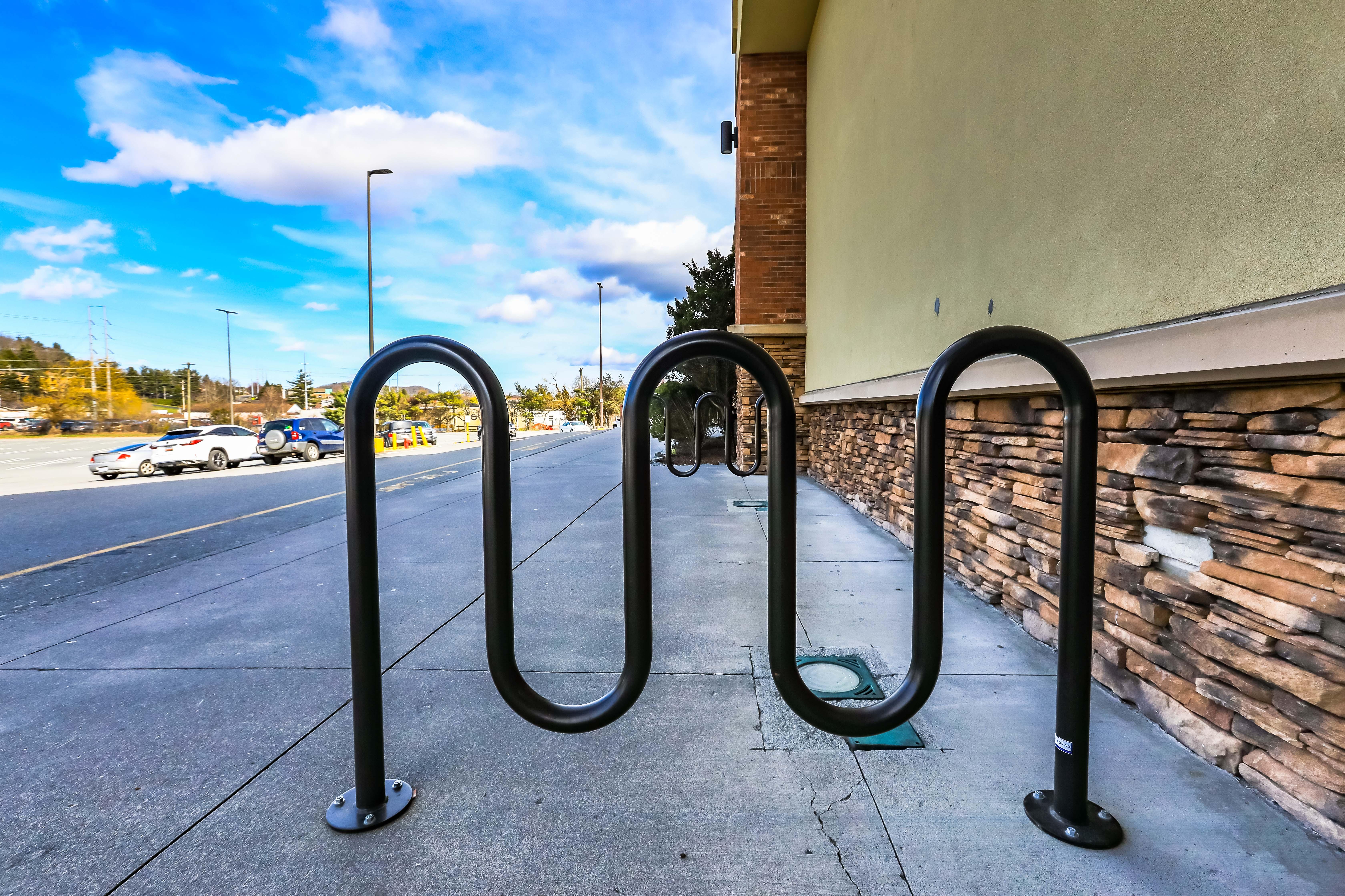 Heavy Duty Winder Bike Rack