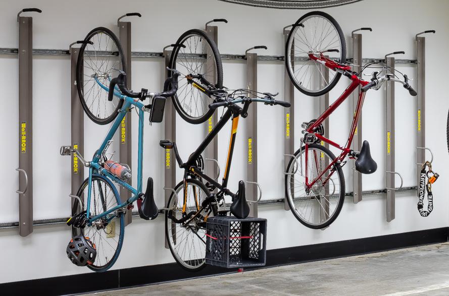 Wall Rack Bike Storage